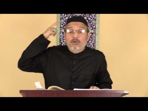 [12] - Tafseer Surah Nisa - Tafseer Al Meezan - Dr. Asad Naqvi - Urdu