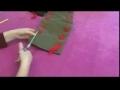 Making Fleece Scarf IV English