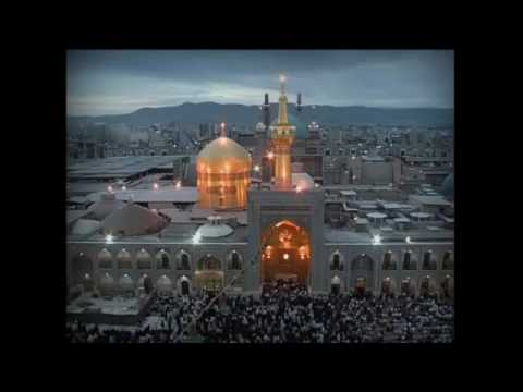 Sound of Paradise (Live Calling in Shrine of Imam Reza) | Farsi - Eng Subtitle