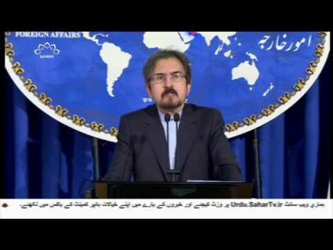 [07Aug2017] ایران امن و دوستی کا حامی ہے - Urdu