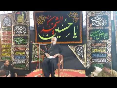 [3] Islam and Capitalism | Syed Hussain Moosavi - Muharram 1439 - Sindhi