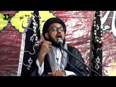 [04] Topic: Aakhir-uz-Zamaan k Mutaliq Imam Ali Ke Peshan Goiyaan | H.I Sadiq Taqvi - Muharram 1439/2017 - Urdu