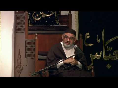 [02]حسینیت, نصرت حسین اور عصر حاضر کے تقاضے - Maulana Ali Murtaza Zaidi - Muharram 2017 U