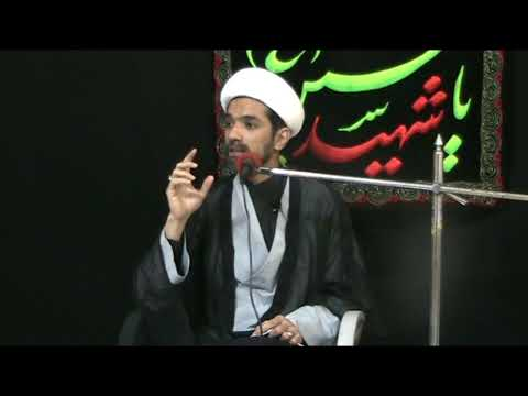 [05] Topic: دینِ امامت اور امامتِ دین | Maulana Mehdi Abbas | Muharram 1439H - Urdu