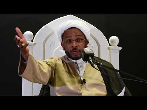 Muharram 2017 - Shaykh Usama Abdulghani - Lecture 4 | English