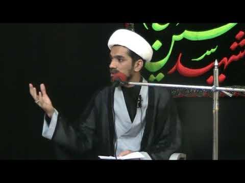 [06] Topic: دینِ امامت اور امامتِ دین | Maulana Mehdi Abbas | Muharram 1439H - Urdu