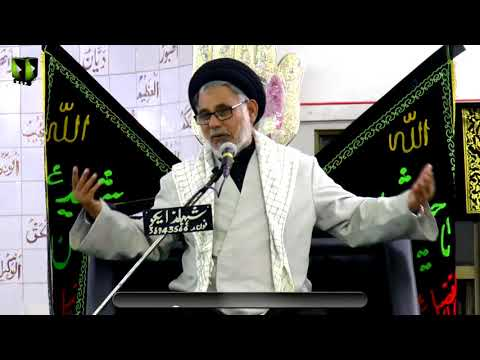 [06] Topic: Seerat-e-Anbiya - سیرت انبیاء  | H.I Hasan Zafar Naqvi - Muharram 1439/2017 - Urdu
