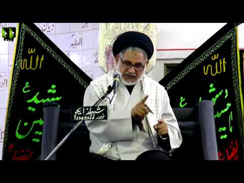 [07] Topic: Seerat-e-Anbiya - سیرت انبیاء  | H.I Hasan Zafar Naqvi - Muharram 1439/2017 - Urdu