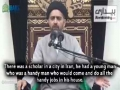 [Clip] The Perfect youth - Moulana Nusrat Bukhari - Urdu Sub English