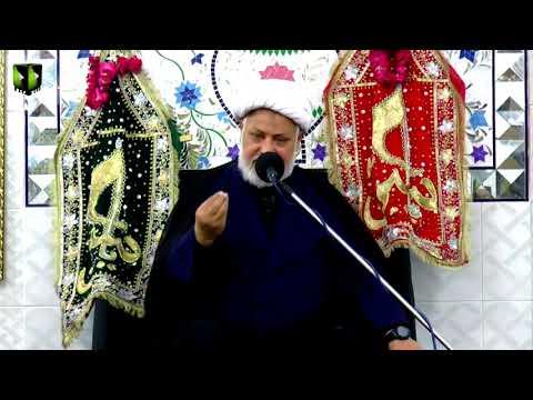 [04] Topic: Quran Or Imam Hussain (as) | H.I Ghulam Abbas Raesi - Muharram 1439/2017 - Urdu