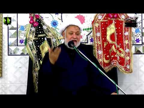 [05] Topic: Quran Or Imam Hussain (as) | H.I Ghulam Abbas Raesi - Muharram 1439/2017 - Urdu