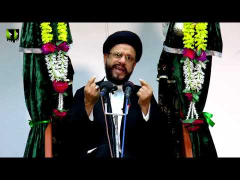 [08] Topic: Nasle Tafawut - نسلی تفاوت  | H.I Syed Zaki Baqri - Muharram 1439/2017 - Urdu