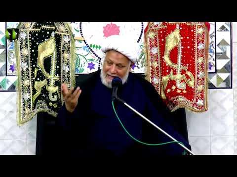 [08] Topic: Quran Or Imam Hussain (as) | H.I Ghulam Abbas Raesi - Muharram 1439/2017 - Urdu
