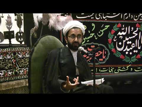 [Night 5] Shaykh Salim Yusufali |Freedom,Tolerance & Happiness from the Lens of Imam Hussain | Muharram 2017 1439 En