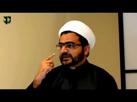 [02] Topic: Moharram or Azadari Ke Ahmeyat | H.I Shaykh Muhammad Hasanain - Muharram 1439/2017 - Urdu