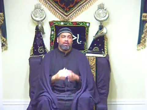 The Rise And Decline Of Man - 9th Muharram 1439AH/2017- Maulana Asad Jafri English