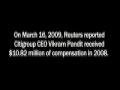 Citi CEO caught in double-talk - 16Mar2009 - English