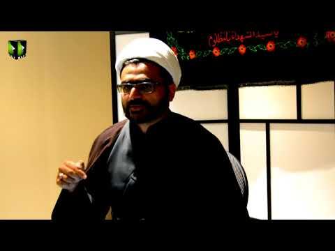 [07] Topic: Ibraat Haey Ashura | H.I Shaykh Muhammad Hasanain - Muharram 1439/2017 - Urdu