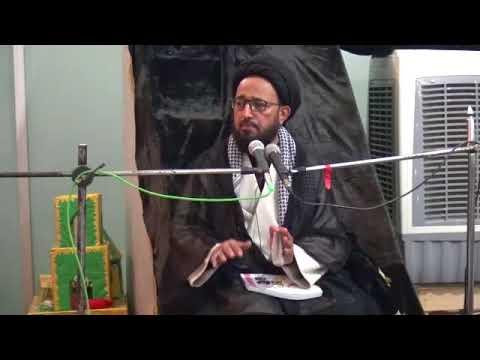[01] Topic: زیارت وارثہ، حیاتِ کاملہ کا جامع منشور | H.I Sadiq Taqvi - Muharram 1439/201