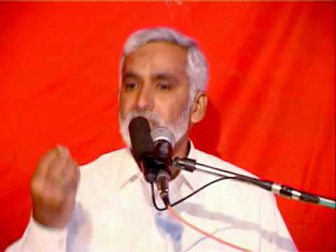 [Speech]Ahlulbait and Sindh Syed Hussain Moosavi-Sindhi P-V