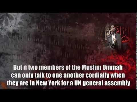 [Clip] Respect in the Muslim Ummah - Sayyed Sulayman Hasan - English