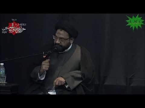 [10] Karbala Mareka-e-Haq Aur Batil   Eve 10th Muharram 1439   Moulana Syed Taqi Raza Abedi
