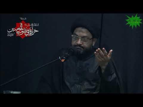 [13][Last] Karbala Mareka-e-Haq Aur Batil   12th Muharram 1439   Moulana Syed Taqi Raza Abedi - Urdu