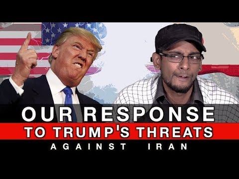 Our response to Trump\'s threats against Iran | Backfire | English