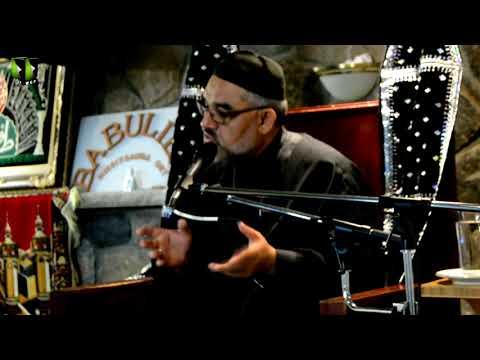 [2] Topic: قرآن اور آئمہ کی 250  سالہ زندگی سے تمسک | H.I Ali Murtaza Zaidi - Urdu