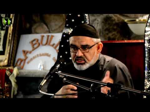 [3] Topic: قرآن اور آئمہ کی 250  سالہ زندگی سے تمسک   H.I Ali Murtaza Zaidi - Urdu