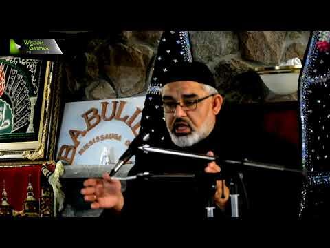 [4] Topic: قرآن اور آئمہ کی 250  سالہ زندگی سے تمسک   H.I Ali Murtaza Zaidi - Urdu