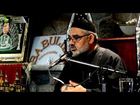 [5] Topic: قرآن اور آئمہ کی 250  سالہ زندگی سے تمسک   H.I Ali Murtaza Zaidi - Urdu