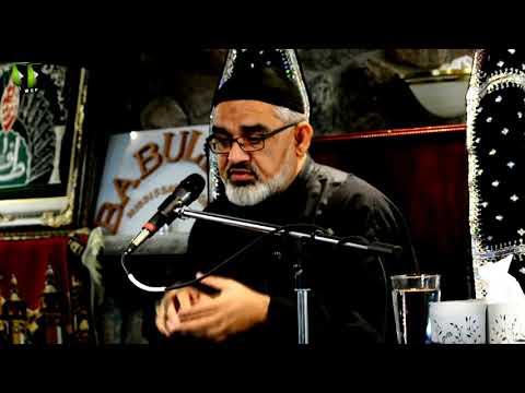[8] Topic: قرآن اور آئمہ کی 250  سالہ زندگی سے تمسک   H.I Ali Murtaza Zaidi - Urdu