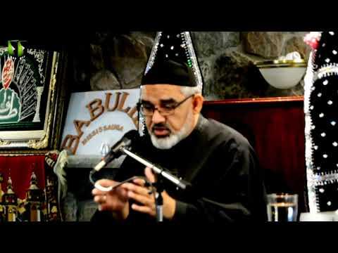 [9] Topic: قرآن اور آئمہ کی 250  سالہ زندگی سے تمسک   H.I Ali Murtaza Zaidi - Urdu