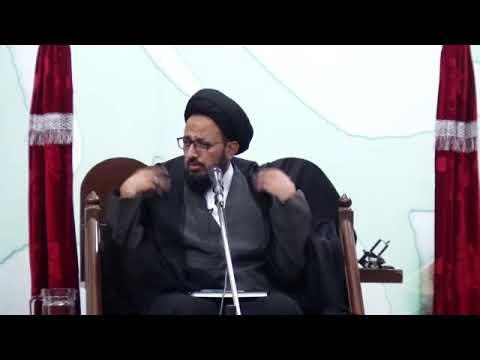 [05] Topic: عزاداری اور عصری تقاضے | H.I Sadiq Raza Taqvi - Muharram 1439/2017 - Urdu