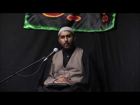 Preparation for Muharram - Sheikh Murtaza Bachoo | Night 1 | Muharram 2017 - English