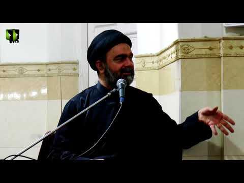 [3] Topic: سفر معرفت    Moulana Muhammad Ali Naqvi - Muharram 1439/2017 - Urdu