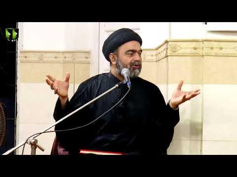 [7] Topic: سفر معرفت    Moulana Muhammad Ali Naqvi - Safar 1439/2017 - Urdu