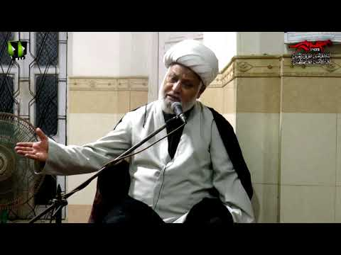 [2] Topic: سورہ العصر   H.I Ghulam Abbas Raesi - Muharram 1439/2017 - Urdu