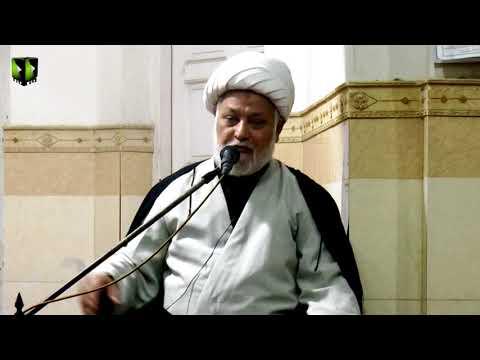 [3] Topic: سورہ العصر   H.I Ghulam Abbas Raesi - Muharram 1439/2017 - Urdu