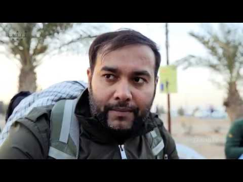 The Walk to Imam Mahdi\'s Arrival (7) - Zaireen e Husain (as) - English
