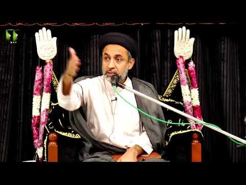 [2] H.I Syed Muhammad Haider Naqvi   Safar 1439/2017 - Urdu