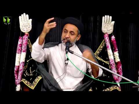 [3] H.I Syed Muhammad Haider Naqvi   Safar 1439/2017 - Urdu