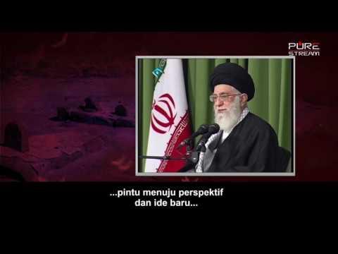 [Clip] Para Wanita dalam Sistem Islam Benar-benar Sumber Kehormatan | Imam Sayyid Ali Khamenei - Farsi sub Malay