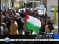 Israeli soldiers attack Arab member of Knesset on Land Day - 28Mar2009 - English