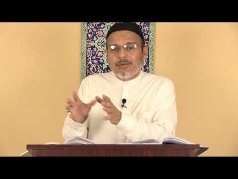 [08] - Tafseer Surah Maidah - Tafseer Al Meezan - Dr. Asad Naqvi - Urdu