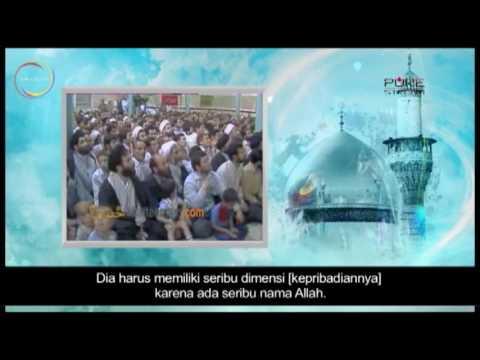 [Clip] Siapa Imam Ali   Imam Khomeini - Farsi sub Malay