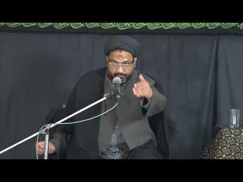 [01] Imam Sajjad (a) Aur Irtebaat-e-Elahi   26th Muharram 1439 A.H   Moulana Syed Taqi Raza Abedi