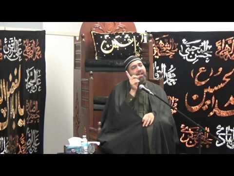 Maulana Syed Asad Jafri - Complete Submission to Allah - Majalis [2/5] -  English