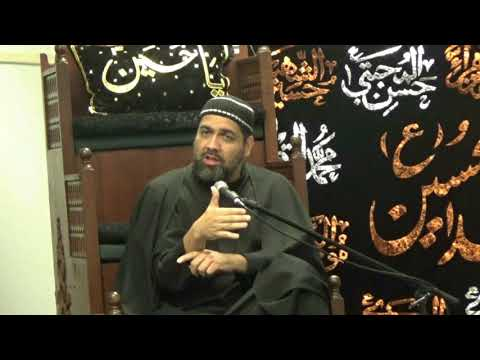 Maulana Syed Asad Jafri - Complete Submission to Allah - Majalis [5/5] - English
